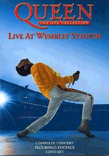 Queen - Live At Wembley Stadium -- via Amazon Partnerprogramm