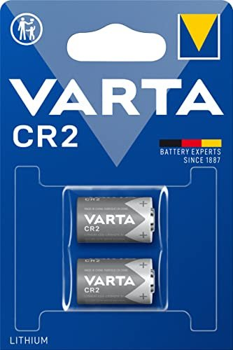Varta Photo CR2 (CR15H270) (6206-201-401) -- via Amazon Partnerprogramm
