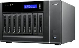 Qnap Turbo Station TS-879 Pro, 2x Gb LAN