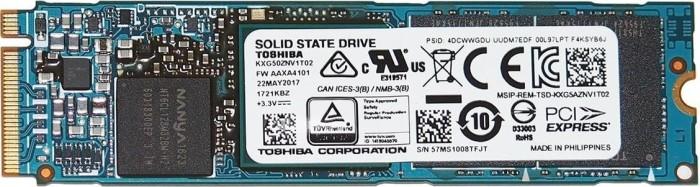 Toshiba XG5 Client SSD 256GB, M 2 (KXG50ZNV256G)   Skinflint Price