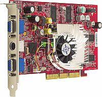 MSI MS-8886 G4Ti4200-VTP, GeForce4 Ti4200, 128MB DDR, Dual VGA, VIVO, AGP