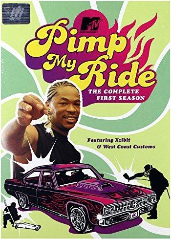 Pimp My Ride Season 1 (UK) -- via Amazon Partnerprogramm