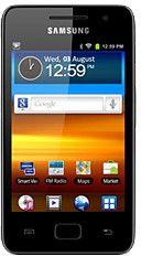 Samsung Galaxy S Wi-Fi 3.6 8GB schwarz (YP-GS1CB)