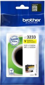 Brother Tinte LC3233Y gelb