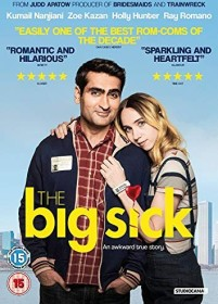 The Big Sick (DVD) (UK)