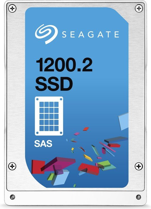 Seagate 1200.2 SSD - High Endurance SED 200GB, SAS (ST200FM0143)
