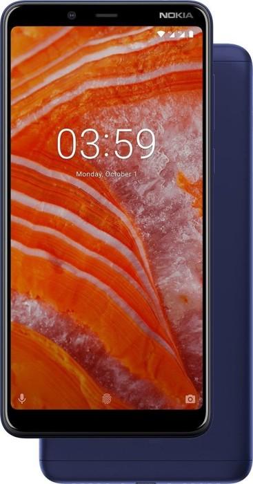 Nokia 3.1 Plus Dual-SIM 32GB blue