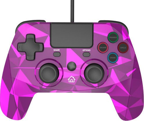 Snakebyte Game:Pad 4 S controller bubblegum camo (PS4/PS3) (SB913471)