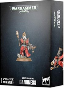 Games Workshop Warhammer 40.000 - Adepta Sororitas - Canoness (99120108034)