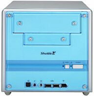 Shuttle XPC SS51G Mini-Barebone aluminium (Socket 478/133/PC2700 DDR)