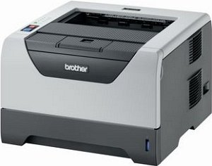 Brother HL-5340D, B&W-laser (HL5340DG1)