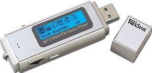 TrekStor USB-MusicStick 150 256MB