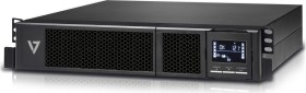 V7 UPS 3000VA Rack Mount 2U EU, USB/seriell (UPS1RM2U3000-1E)