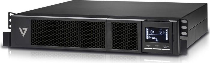 V7 UPS 3000VA Rack Mount 2U EU, USB/serial (UPS1RM2U3000-1E)