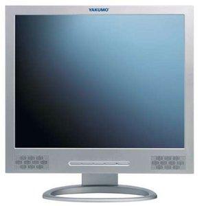 "Yakumo TFT 17 SL, 17"", 1280x1024, analog, Audio"