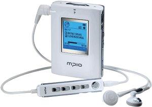 mpio HD200 1536MB