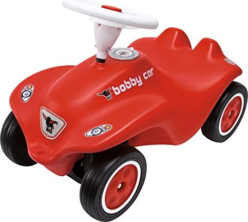 BIG Bobby Car New rot (800056200) -- via Amazon Partnerprogramm