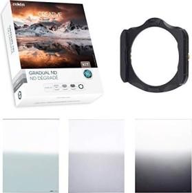 Cokin Creative Filter System Gradual ND+ Kit XL (W3H0-25)
