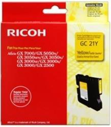 Ricoh gel GC21Y yellow (405535)
