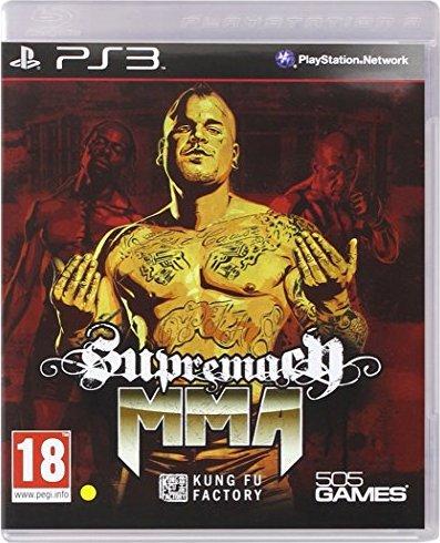 Supremacy MMA (deutsch) (PS3) -- via Amazon Partnerprogramm