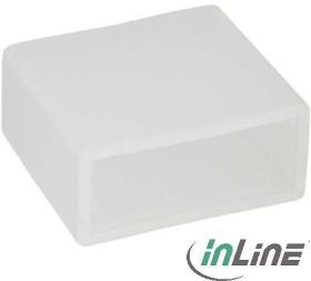 InLine Staubschutz für USB A Stecker, 50 Stück (59948B)