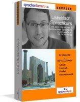Sprachenlernen24 Usbekisch Expresskurs (deutsch) (PC)