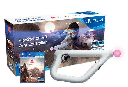 Farpoint - inkl. VR Ziel Controller (PSVR) (PS4)