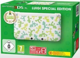Nintendo 3DS XL Luigi - Limited Edition weiß/grün
