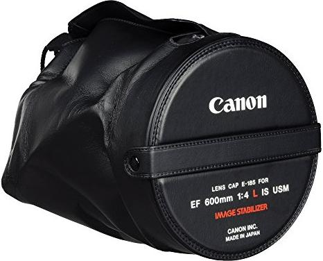 Canon E-185 lens cover (2741A001) -- via Amazon Partnerprogramm