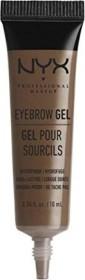 NYX Eyebrow Gel chocolate, 10ml