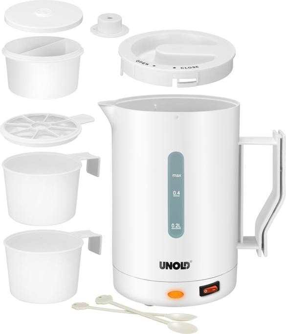 Unold 8210 travel-kettle