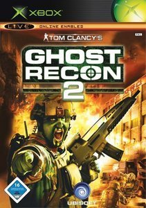 Tom Clancy's Ghost Recon 2 (German) (Xbox)