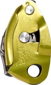 Petzl GriGri 2 halbautomatisches Sicherungsgerät gelb (D14BY)