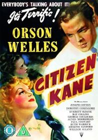 Citizen Kane (DVD) (UK)