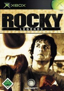 Rocky Legends (German) (Xbox)