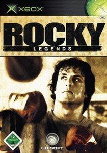 Rocky Legends (niemiecki) (Xbox)