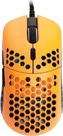 HK Gaming Mira-M Gaming Mouse orange/schwarz, USB (mira_mh3360_pumpkin)