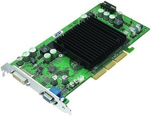 PNY Quadro FX 700, GeForce 5700, 128MB DDR, DVI, TV-out, AGP (VCQFX700-PB)
