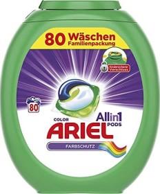 Ariel 3in1 Pods colour detergent 80 washloads