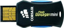 Corsair Flash Voyager Mini 8GB, USB-A 2.0 (CMFUSBMINI-8GB)