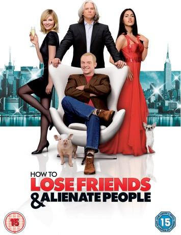 How to Lose Friends & Alienate People (UK) -- via Amazon Partnerprogramm
