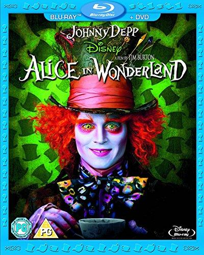 Alice In Wonderland (2010) (Special Editions) (Blu-ray) (UK) -- via Amazon Partnerprogramm