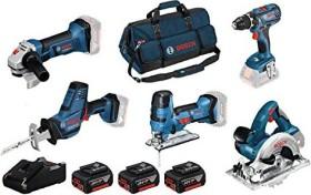 Bosch Professional Akku-Maschinenset inkl. Tasche + 3 Akkus 4.0Ah (0615990L59)