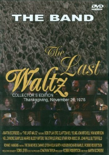 The Band - The Last Waltz -- via Amazon Partnerprogramm