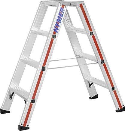 Hymer 8024 Alu 2 Tlg Stehleiter 2x 4 Stufen Ab 127 24 2019