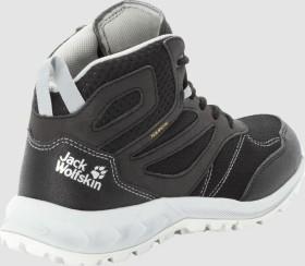 Jack Wolfskin Woodland Texapore Mid blacklight grey (Damen) (4039231 6078) ab € 62,51