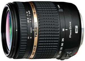 Tamron AF 18-270mm 3.5-6.3 Di II VC PZD for Nikon F black (B008N)