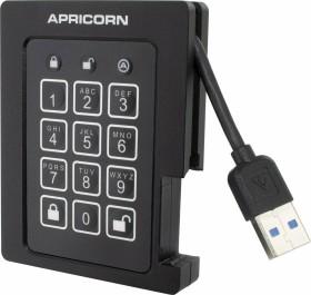Apricorn Aegis Padlock SSD 1TB, USB-A 3.0 (ASSD-3PL256-1TBF)