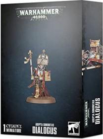 Games Workshop Warhammer 40.000 - Adepta Sororitas - Dialogus (99120108022)