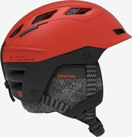 Salomon QST Charge Helm rot/orange (Herren) (411610)